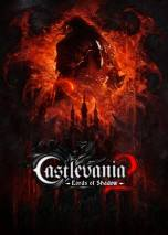Castlevania: Lords of Shadow 2 dvd cover