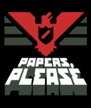 Papers, Please dvd cover