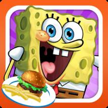 SpongeBob Diner Dash dvd cover