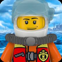 LEGO City Rapid Rescue dvd cover