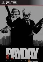 Payday: The Heist cd cover