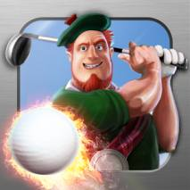 Golf Battle 3D dvd cover