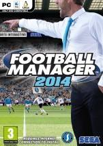 Football Manager 2014 dvd cover