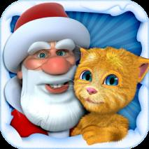 Talking Santa meets Ginger dvd cover