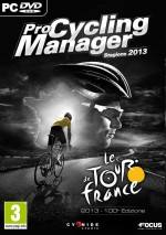 Pro Cycling Manager 2013 dvd cover
