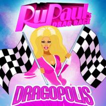 RuPaul's Drag Race: Dragopolis dvd cover