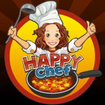 Happy Chef dvd cover