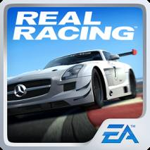 Real Racing 3 dvd cover