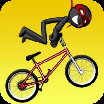 Stickman BMX Stunts Cover