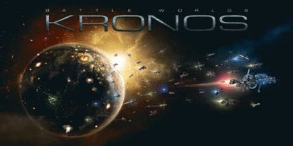 Battle Worlds: Kronos dvd cover