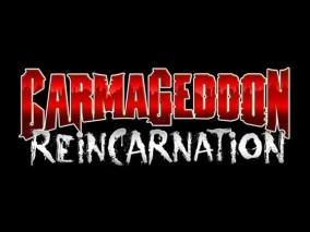 Carmageddon: Reincarnation dvd cover