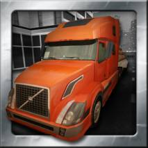 Parking Truck Deluxe Cover