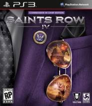 Saints Row IV cd cover