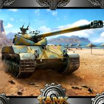 TANK WAR 2013 dvd cover