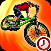 Mountain Bike Simulator dvd cover