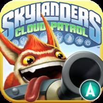 Skylanders Cloud Patrol dvd cover
