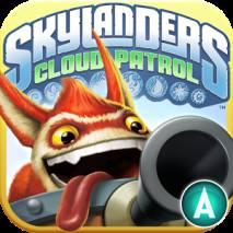 Skylanders Cloud Patrol dvd cover