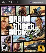 GTA V cd cover