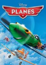 DIsney Planes dvd cover