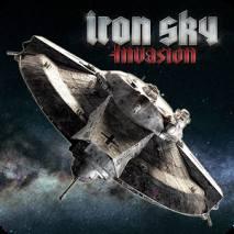 Iron Sky Invasion dvd cover