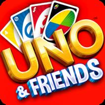 UNO™ & Friends dvd cover