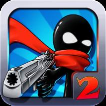 Super Stickman Survival 2 dvd cover