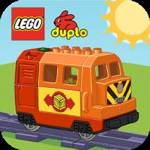 LEGO® DUPLO® Train dvd cover