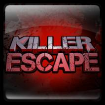 Killer Escape dvd cover