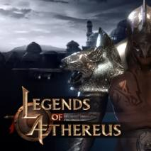 Legends of Aethereus dvd cover