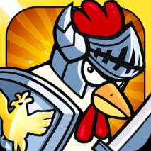 Chicken Revolution: Warrior dvd cover