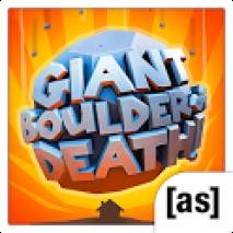 Giant Boulder of Death dvd cover