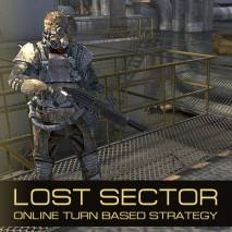 Lost Sector dvd cover