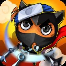 Nyanko Ninja dvd cover