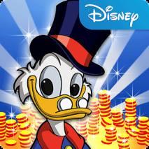 DuckTales: Scrooge's Loot dvd cover