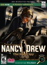 Nancy Drew®: The Silent Spy poster