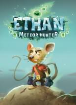 Ethan: Meteor Hunter dvd cover