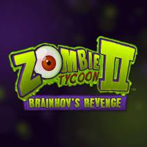 Zombie Tycoon II dvd cover