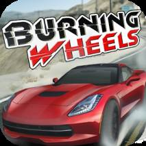 Burning Wheels 3D Racing Cover