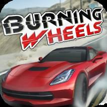 Burning Wheels 3D Racing dvd cover