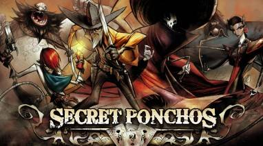 Secret Ponchos cd cover