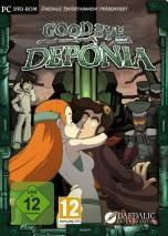 Goodbye Deponia dvd cover