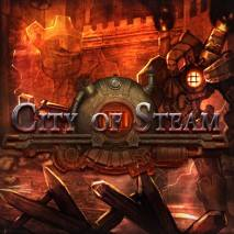 City of Steam dvd cover