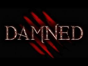 Damned dvd cover
