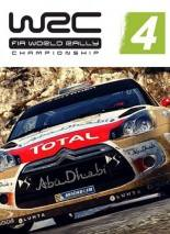 WRC 4 FIA World Rally Championship dvd cover