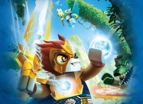 LEGO Legends of Chima Online dvd cover