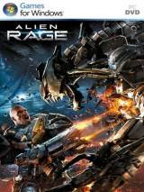 Alien Rage: Unlimited dvd cover