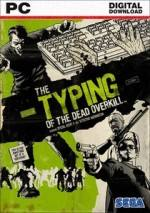 The Typing of The Dead: Overkill dvd cover