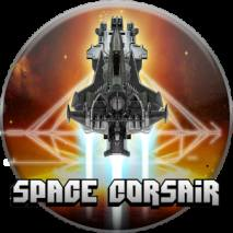Space Corsair dvd cover