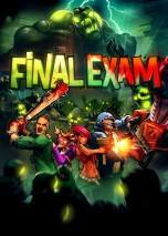 Final Exam dvd cover