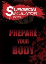 Surgeon Simulator 2013 dvd cover